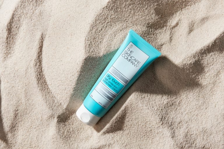 SPF50+ Dry Touch Sunscreen