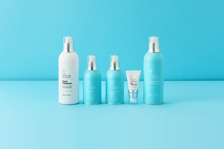 Home The Skincare Company